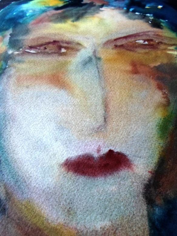 Detalhe - Aquarela 2014