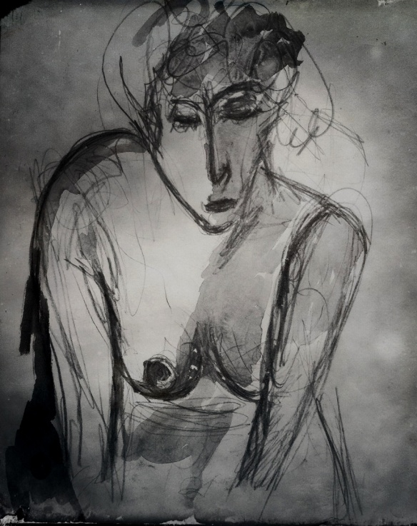 Desenho,  30x40 2015