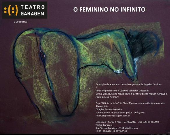 O Feminino no Infinito